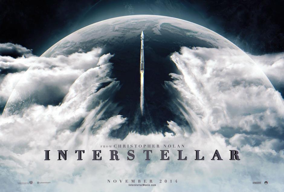 """La película del cineasta Christopher Nolan """"Interstellar"""" también se encuentra entre los contenidos audiovisuales más pirateados en 2015. (Foto:tabernaespacial.com)"""