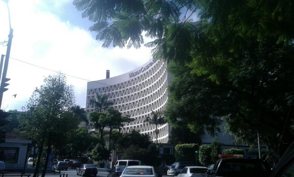 Un juzgado autorizó la intervención del Hotel Camino Real. (Foto: @MPguatemala)