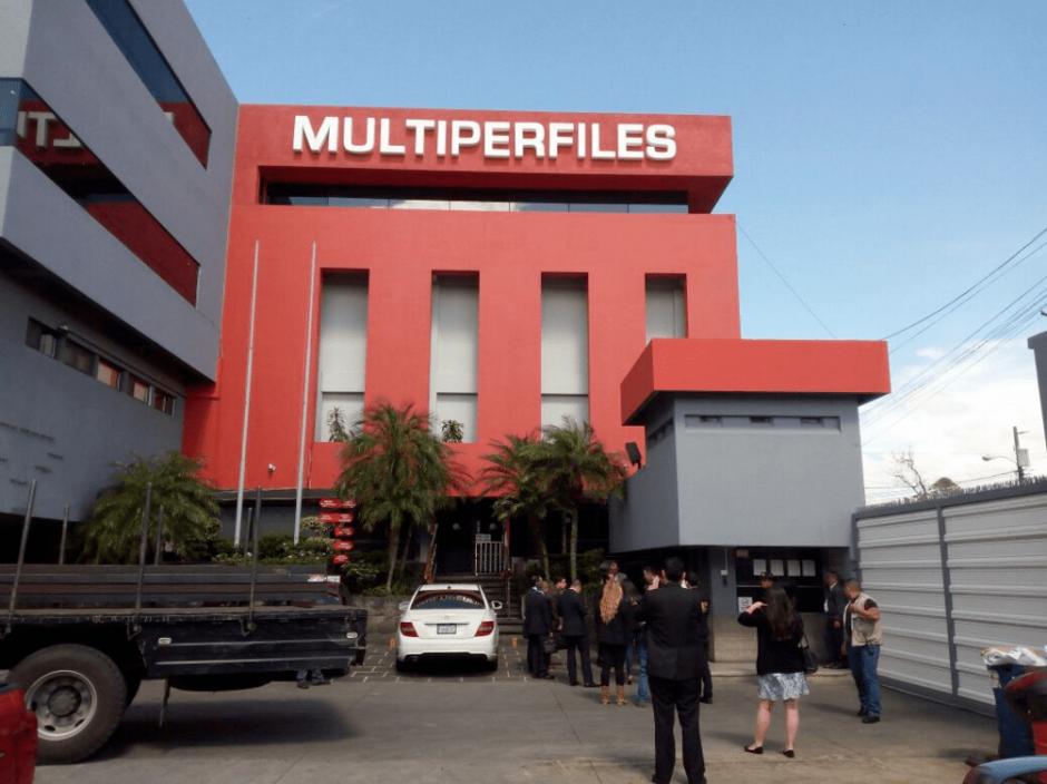 Multiperfiles, S.A. compró facturas a empresas de cartón para defraudar al Estado. (Foto: Archivo/Soy502)