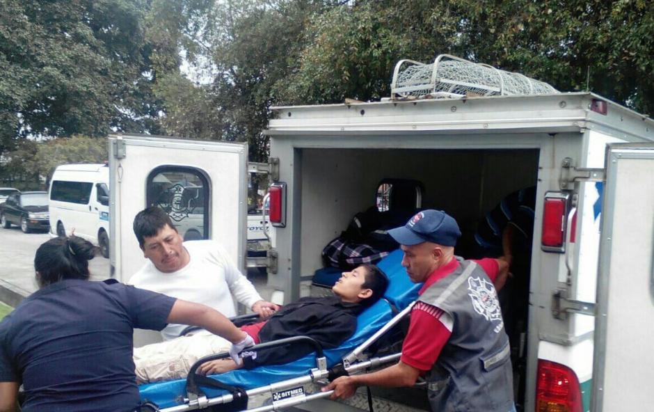 Cinco personas resultaron intoxicadas por alimentos en San Marcos. (Foto: Bomberos Municipales Departamentales)