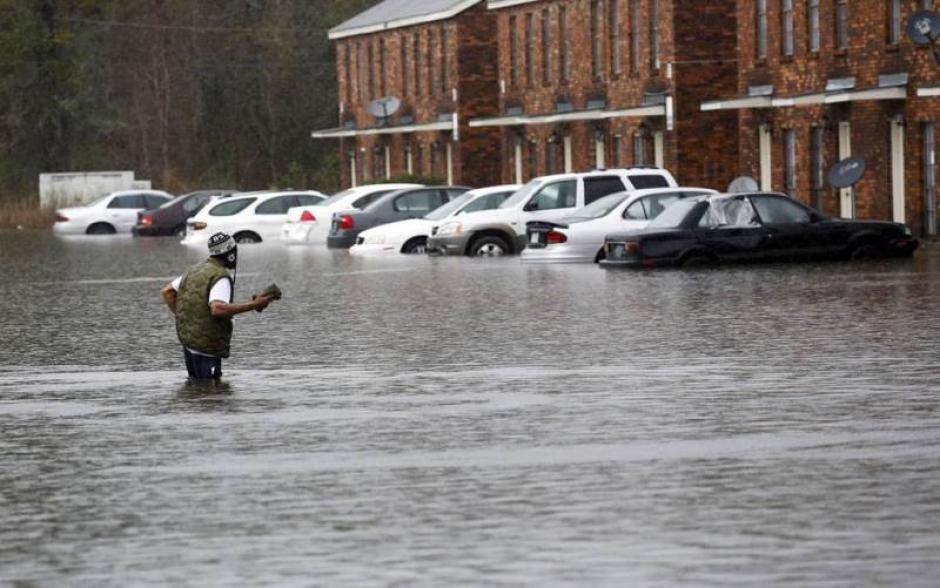 Las lluvias que azotan a la región han provocado inundaciones. (Foto: larepublica.ec)