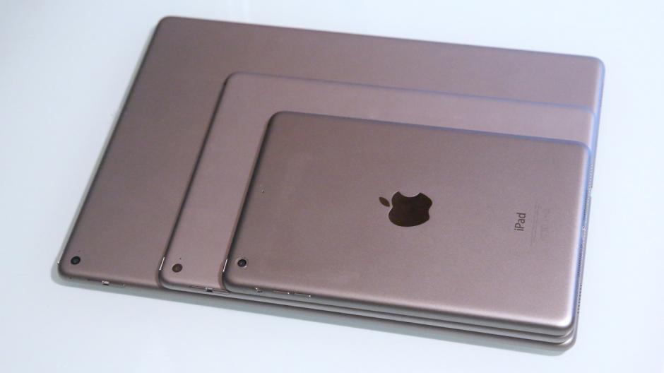 Apple presentará una nueva iPad. (Foto: 9to5Mac)