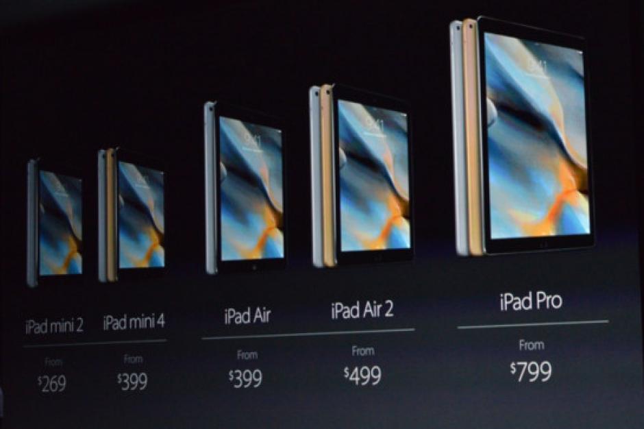 El precio inicial de venta será de 799 dólares, para la de 32 gigabytes de memoria, y hasta 1,079 dólares por la de 128 GB. (Foto: Google)
