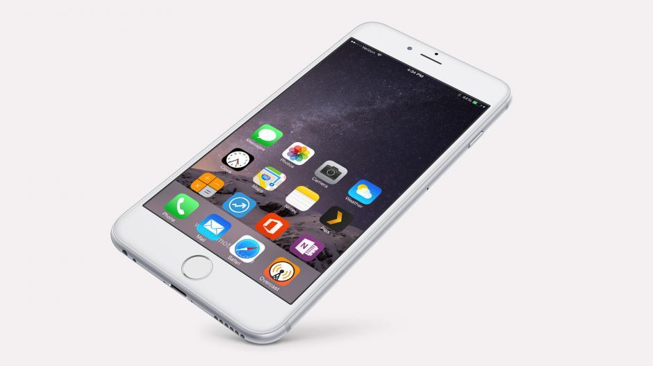 El iPhone 6s fue elegido como el teléfono más veloz del 2015
