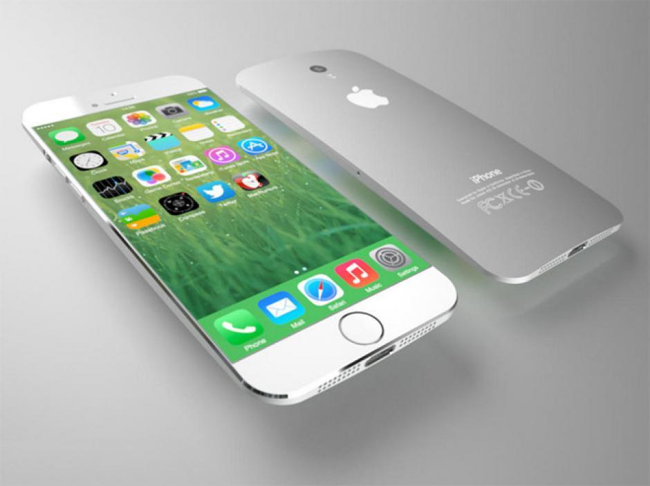 Un concepto con una pantalla curva para el iPhone 7 no podría faltar. (Foto: Sopitas)