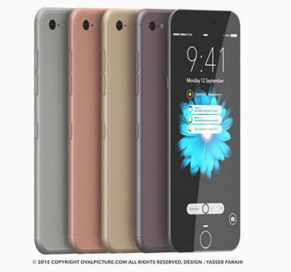 Por su parte, Yasser Farahi se mantiene conservador y propone que Apple presentará un dispositivo con pocas modificaciones en su aspecto y se centrarán en ampliar su gama de colores. (Foto: Sopitas)