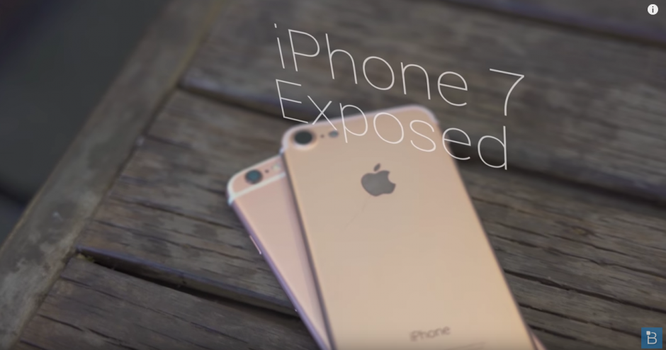 En el video compara al iPhone 6S con el nuevo modelo. (Captura de pantalla: TechnoBuffalo/ YouTube)