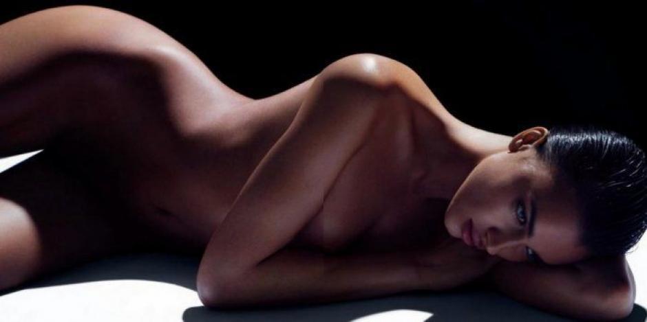 La modelo rusa, Irina Shayk, y sus fotos candentes en redes sociales.