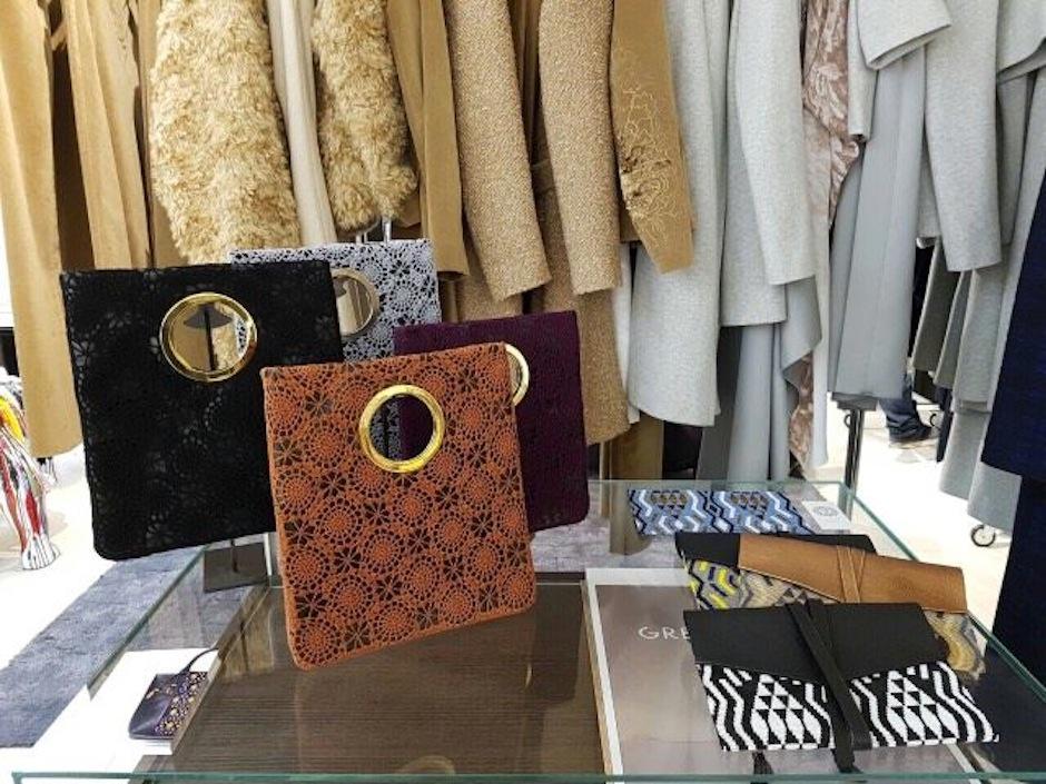 Esta marca de bolsos está dando de qué hablar en el centro de la moda global.  (Foto: 'Is Bags)