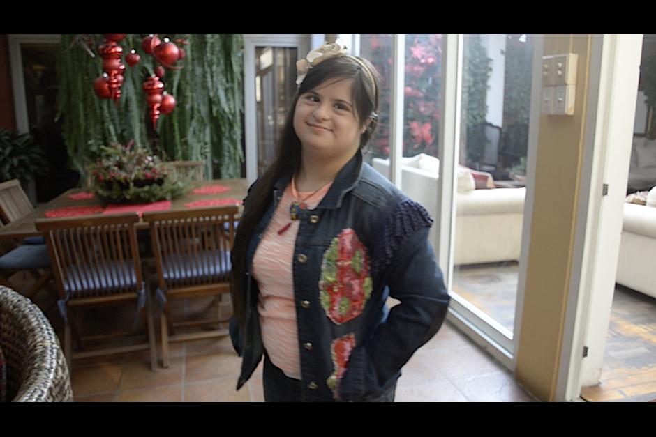 La diseñadora Isabella Springmühl fue entrevistada por Camilo Egaña de la cadena televisiva CNN en Español. (Foto: Archivo/Soy502)