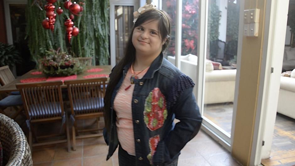 """Isabella se inspira en """"Selena"""" para sus colecciones. (Foto: Selene Mejía/Soy502)"""