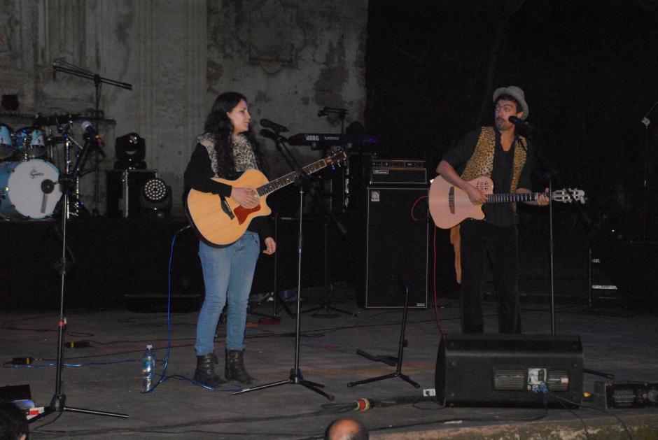Durante el evento hubo muchas sorpresas y ritmos Ishto Juevez, Mercedes Escobar, Magda Angélica. (Foto: Pablo Solís/Nuestro Diario)