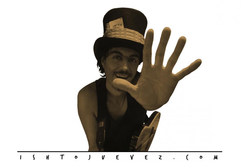 Este es el tercer álbum del cantautor guatemalteco. (Foto: Ishto Juevez)