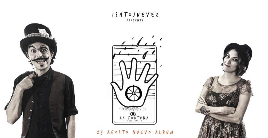 Ishto también lanzará el primer sencillo del material donde canta junto a Tita Moreno. (Foto: Ishto Juevez)