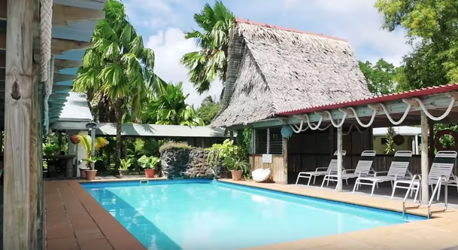 Además de la isla el ganador también obtuvo un resort y una residencia privada. (Foto: Captura de YouTube)