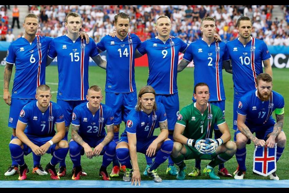 Islandia fue la selección revelación de la Eurocopa 2016. (Foto: EFE)