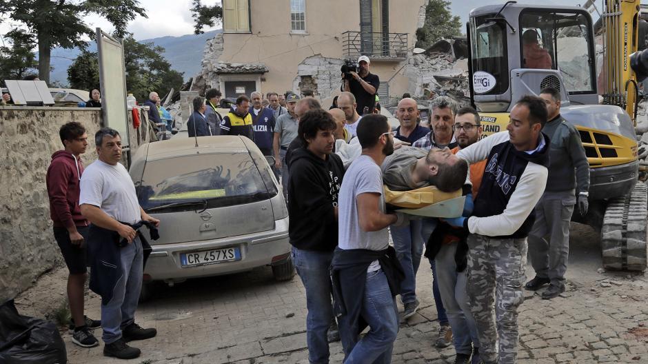 En las próximas horas se podría incrementar el número de víctimas mortales. (Foto: www.infobae.com)