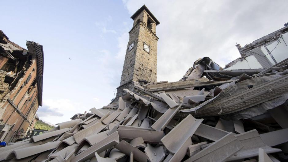 Arquata y Pescara del Tronto son dos zonas fuertemente afectadas. (Foto: www.infobae.com)
