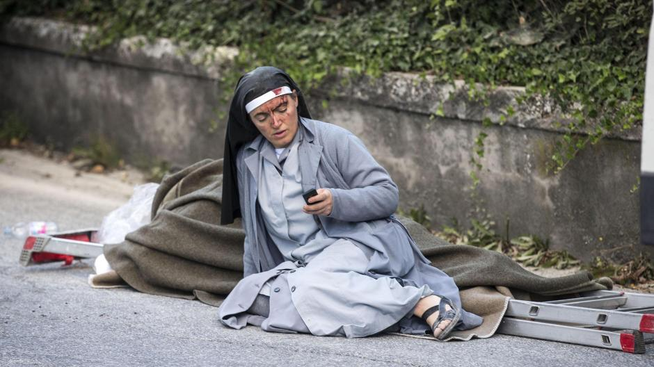 Algunas personas han sido rescatadas con varias lesiones. (Foto: www.infobae.com)