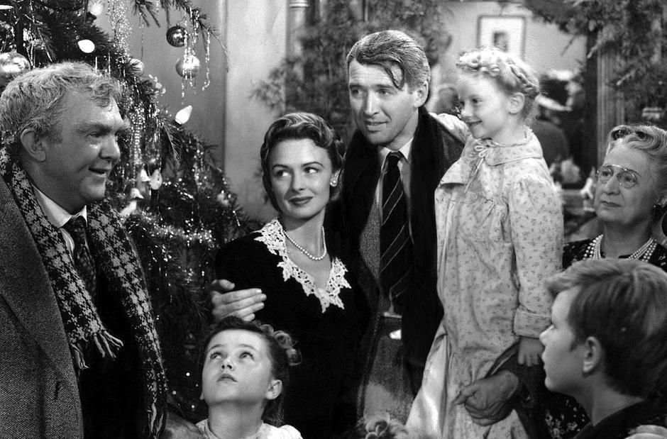 It´s a Wonderful Life es película norteamericana de 1946, la que más se ha emitido en las televisoras de todo el mundo, durante la víspera navideña. (Foto: Drafthouse.com)
