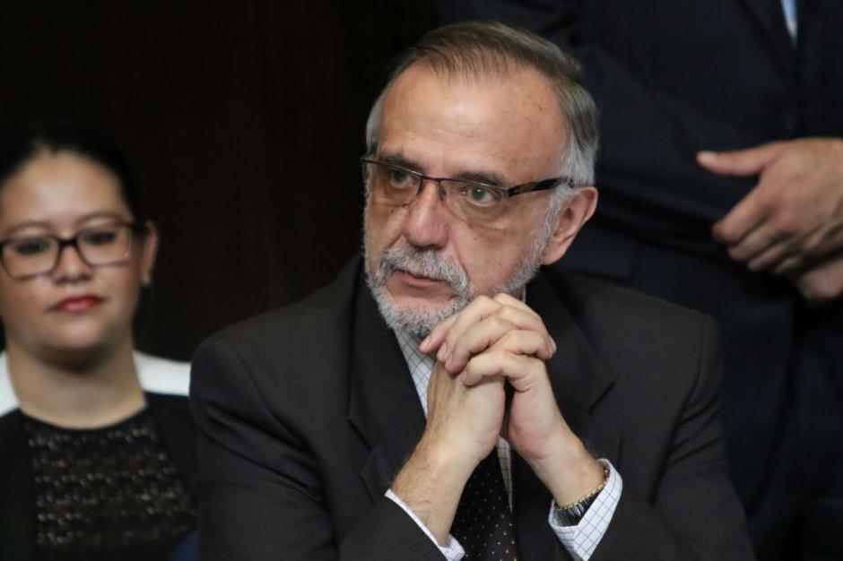 El jefe de la CICIG escuchó los argumentos de los opositores a las reformas constitucionales. (Foto: Alejandro Balán/Soy502)