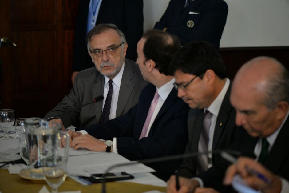 En los próximos días será presentada la propuesta de la CICIG. (Foto: Wilder López/Soy502)