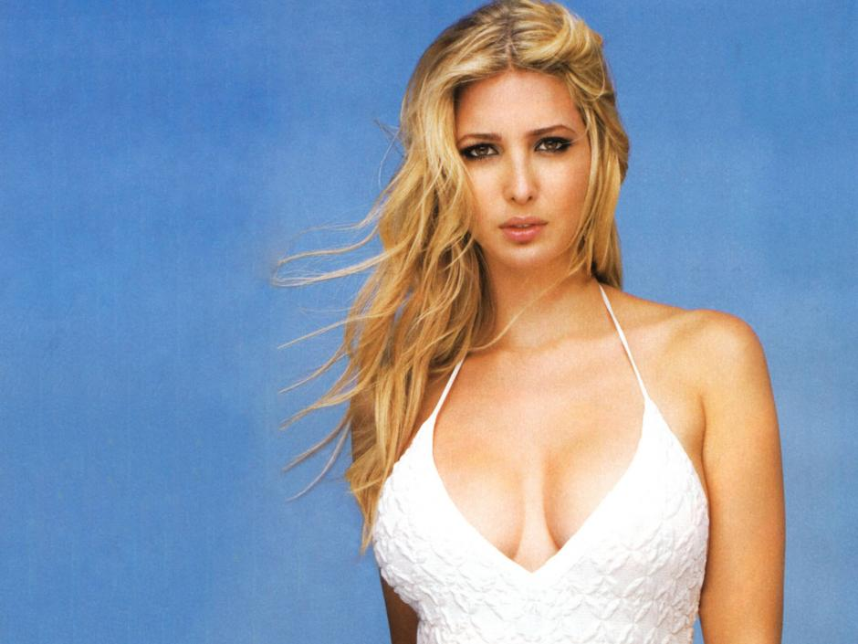 Ivanka, la sexy hija de Donald Trump. (Foto: Internet)