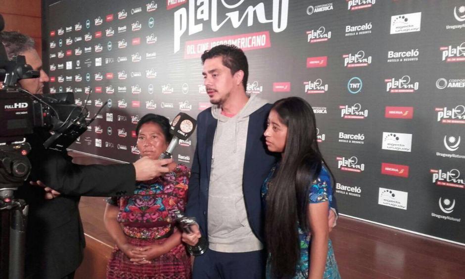 """La película nacional recibió el """"Premio del público"""". (Foto: Ixcanul)"""