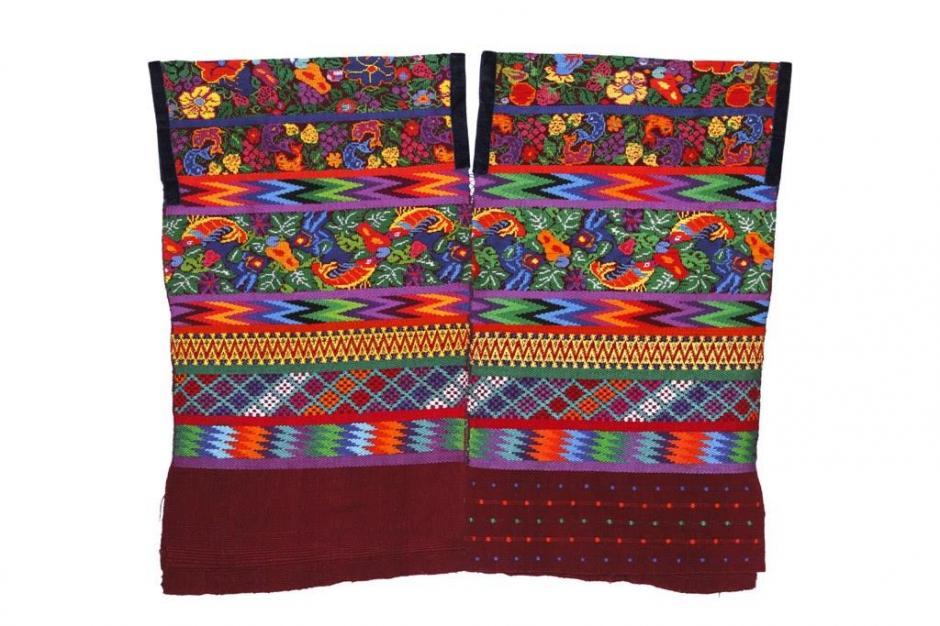 Este huipil es originario de la región cafetalera de Sacatepéquez y es parte de la colección mejor guardada de l Museo Ixchel. (Foto: Museo Ixchel oficial)
