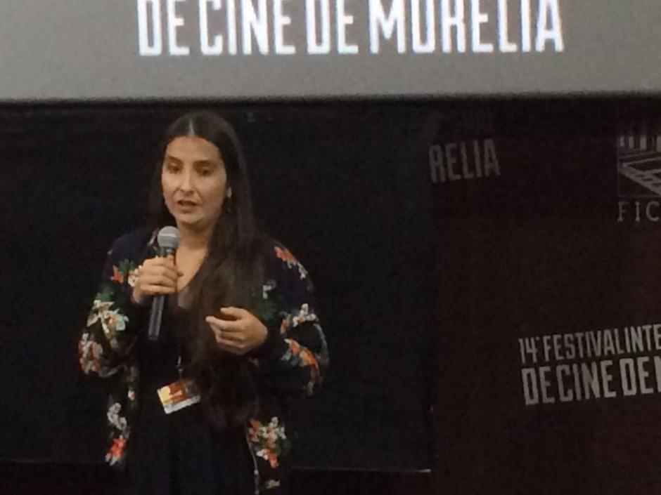 El documental de Izabel se proyectará el 25, 26 y 27 de octubre de 2016. (Foto: Centro de capacitación cinematográfica)