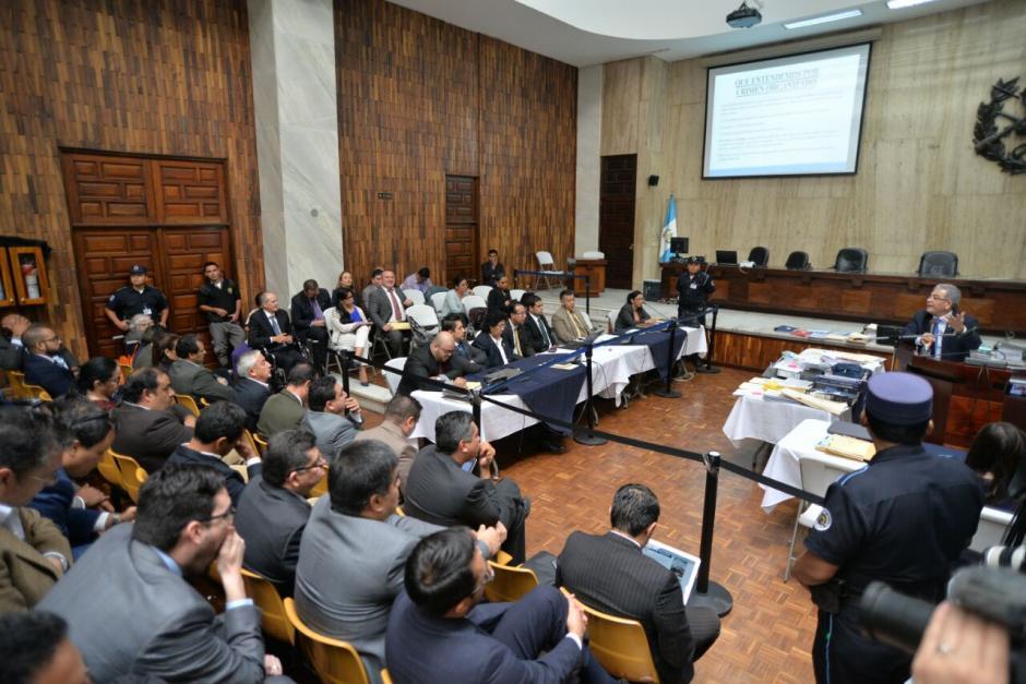 Desde la semana pasada se espera que el juez Gálvez dicte su resolución. (Foto: Wilder López/Soy502)