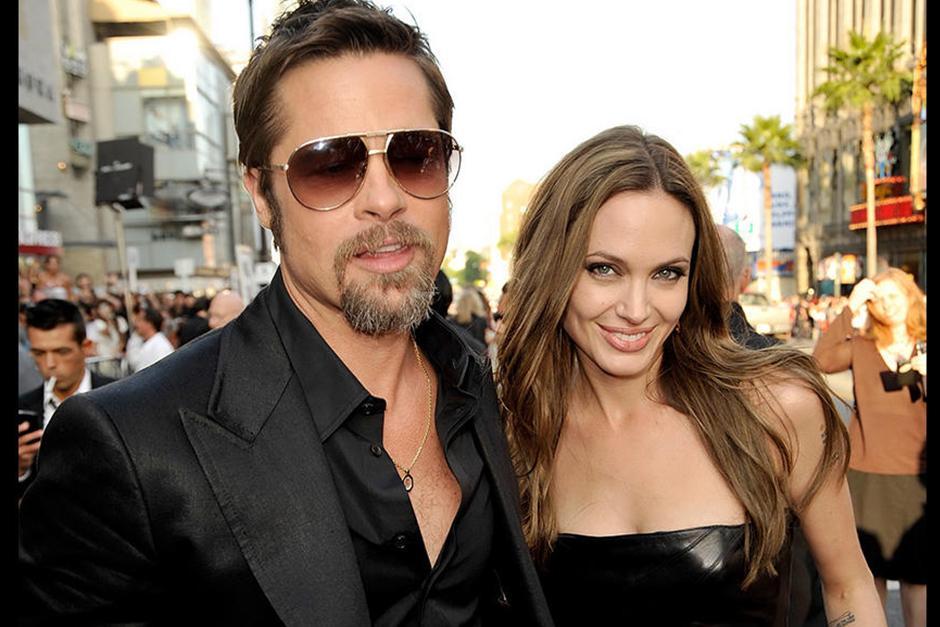 Brad Pitt y Angelina acaban de anunciar su separación. (Foto: Archivo)