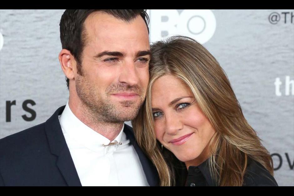 Jennifer Aniston está casada con Justin Theroux. (Foto: Archivo)