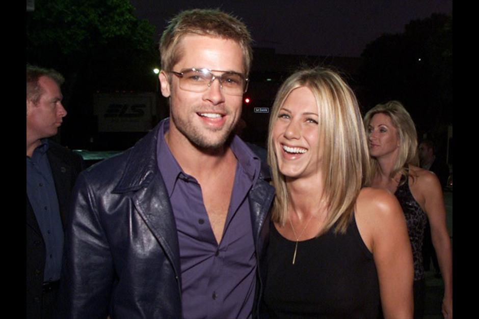 Jennifer y Brad estuvieron casados 5 años. (Foto: Archivo)