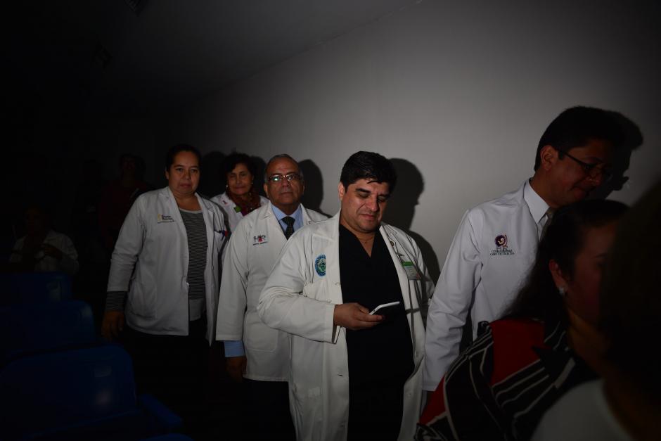 Los médicos seguirán en asamblea permanente hasta que no se garantice el abastecimiento para poder prestar el servicio. (Foto: Jesús Alfonso/Soy502)