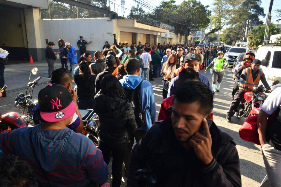 3 mil 141 personas fueron detenidas en diciembre al tramitar sus antecedentes policiales. (Foto: Jesús Alfonso/Soy502)