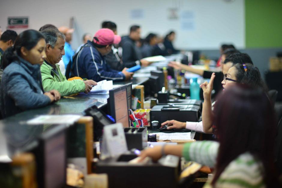 Si existe una anomalía, los digitadores reciben una alerta. (Foto: Jesús Alfonso/Soy502)