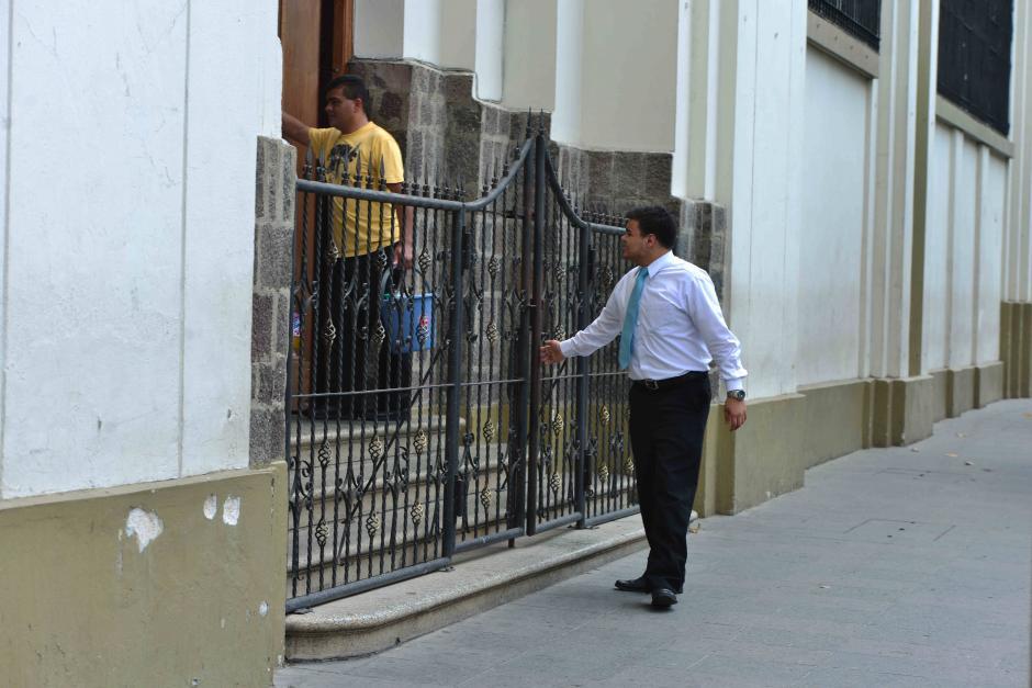 La Vicepresidencia impuso reglas en el vestuario, que rigen a partir de este viernes. (Foto: Jesús Alfonso/Soy502)