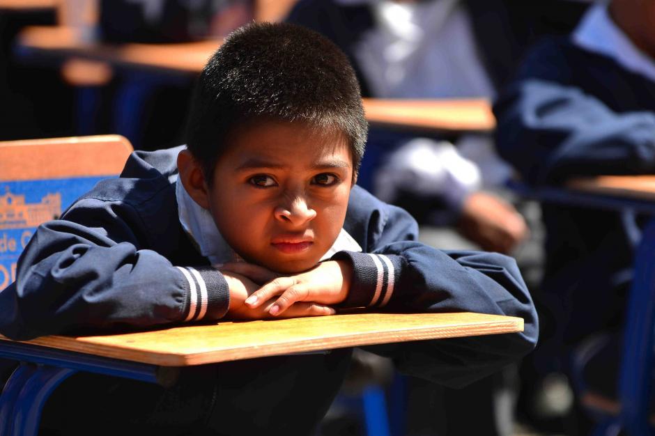 Ya había sucedido algo similar en la Escuela Darío González de Mixco.  (Foto: Jesús Alfonso/Soy502)