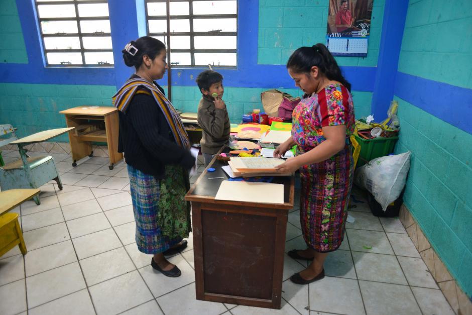 El colegio tiene 12 profesores. (Foto: Jesús Alfonso/Soy502)
