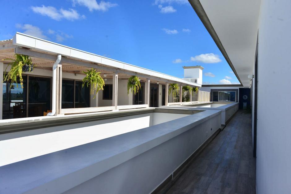 El Dorm está ubicado en la 6ta calle 2-45 zona 16, a 120 metros de la Universidad Rafael Landívar. (Foto: Jesús Alfonso/Soy502)