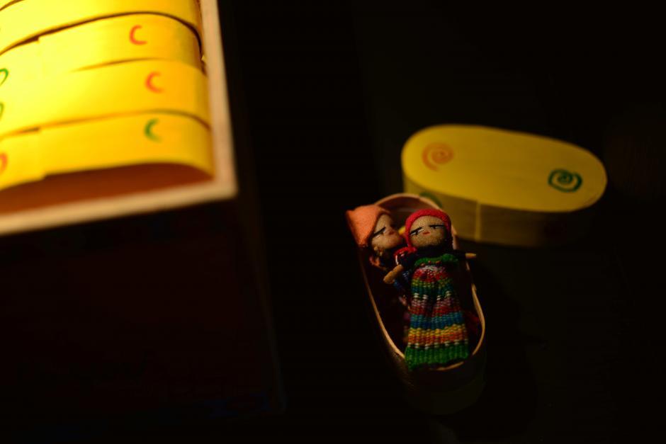 La artesanía más tradicional no podía faltar. (Foto: Jesús Alfonso/Soy502)