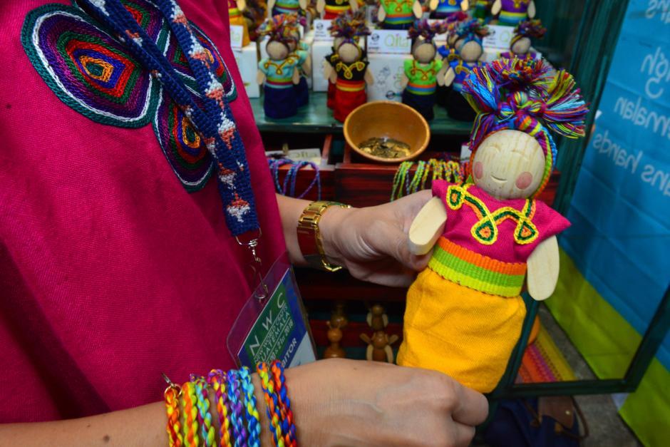 Con este proyecto se espera que los artesanos logren colocar sus productos a nivel mundial. (Foto: Jesús Alfonso/Soy502)
