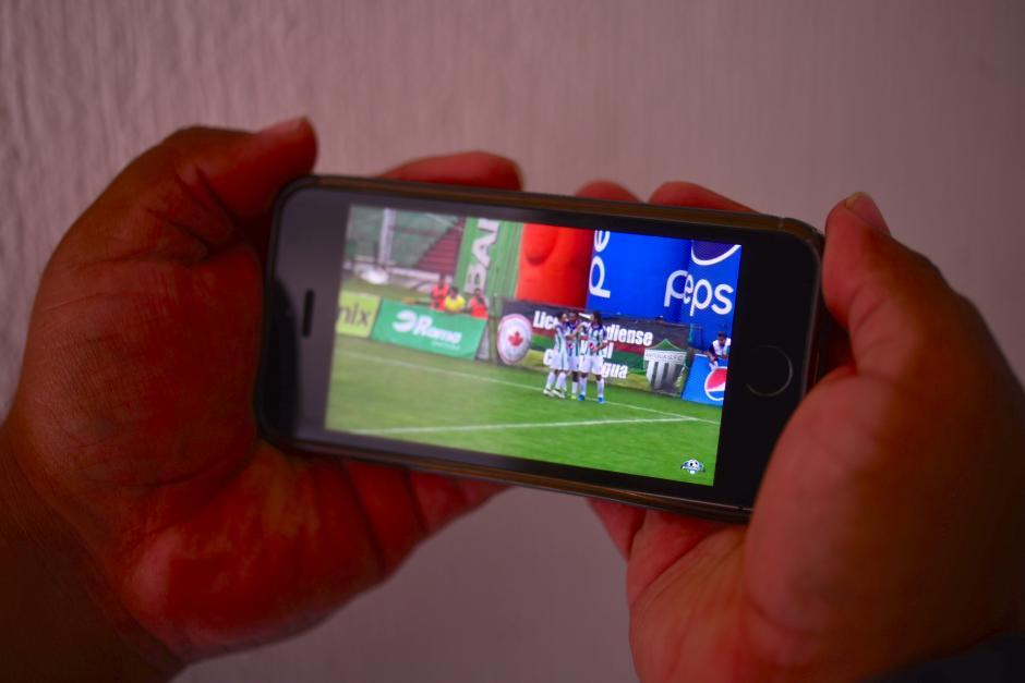 A partir de este torneo, muchos juegos se podrán ver en el celular y la televisión. (Foto: Jesús Alfonso/Soy502)