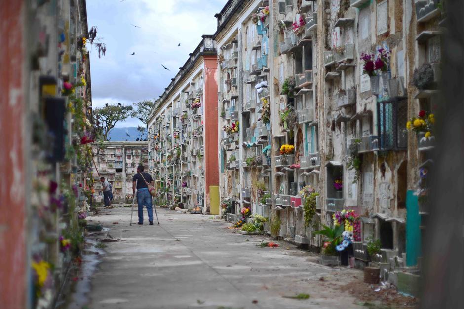 Profanar tumbas es un crimen poco frecuente. (Foto: Archivo/Soy502)