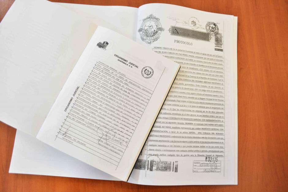 En las dos publicaciones el abogado busca rebatir las acusaciones que considera de conspiraciones. (Foto: Jesús Alfonso/Soy502)