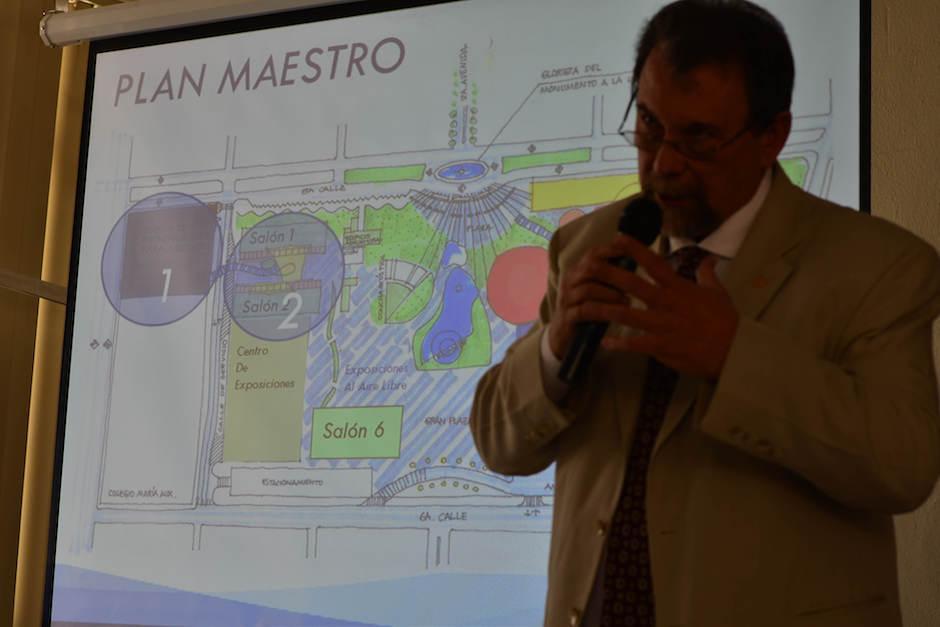 Coperex dice que tiene un proyecto propio de mejora. (Foto: Jesús Alfonso/Soy502)