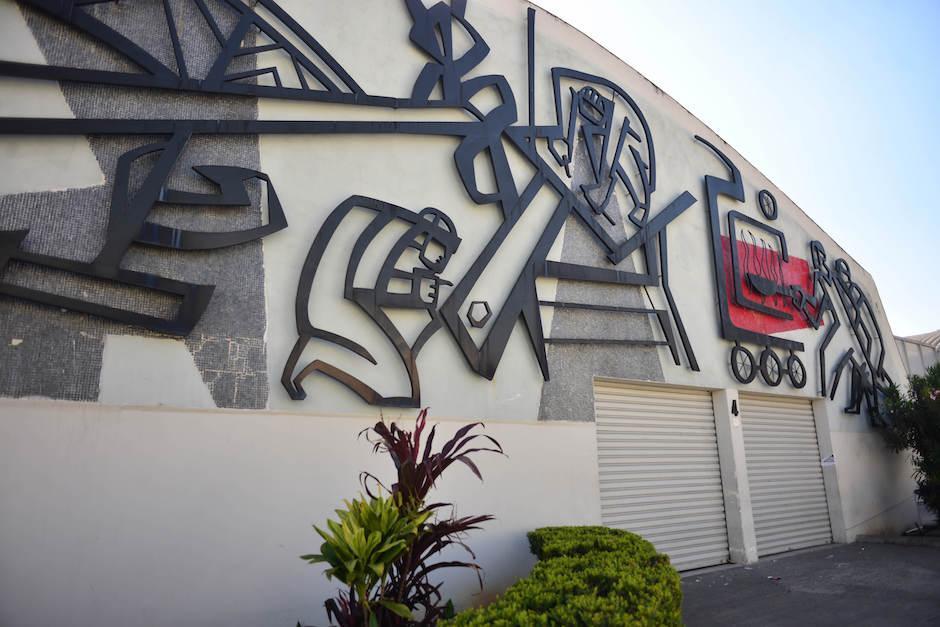 El  Parque de la Industria busca ser remodelado por el Ministerio de Economía. (Foto: Jesús Alfonso/Soy502)