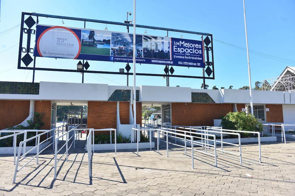 Un conflicto impide la remodelación del Parque de la Industria. (Foto: Jesús Alfonso/Soy502)