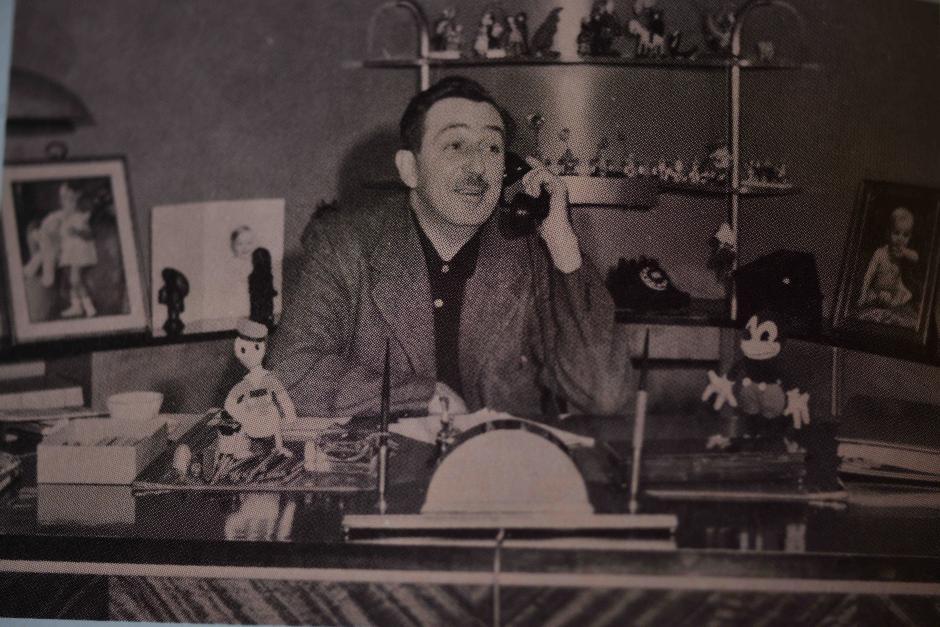 """Walt Disney visitaba con frecuencia la tienda de """"Guatemalan Weavers"""". (Foto: Jesús Alfonso/Soy502)"""